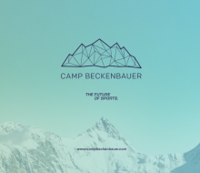 Camp Beckenbauer – Logo Animation