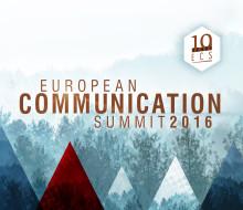 European Communication Summit . Showcase
