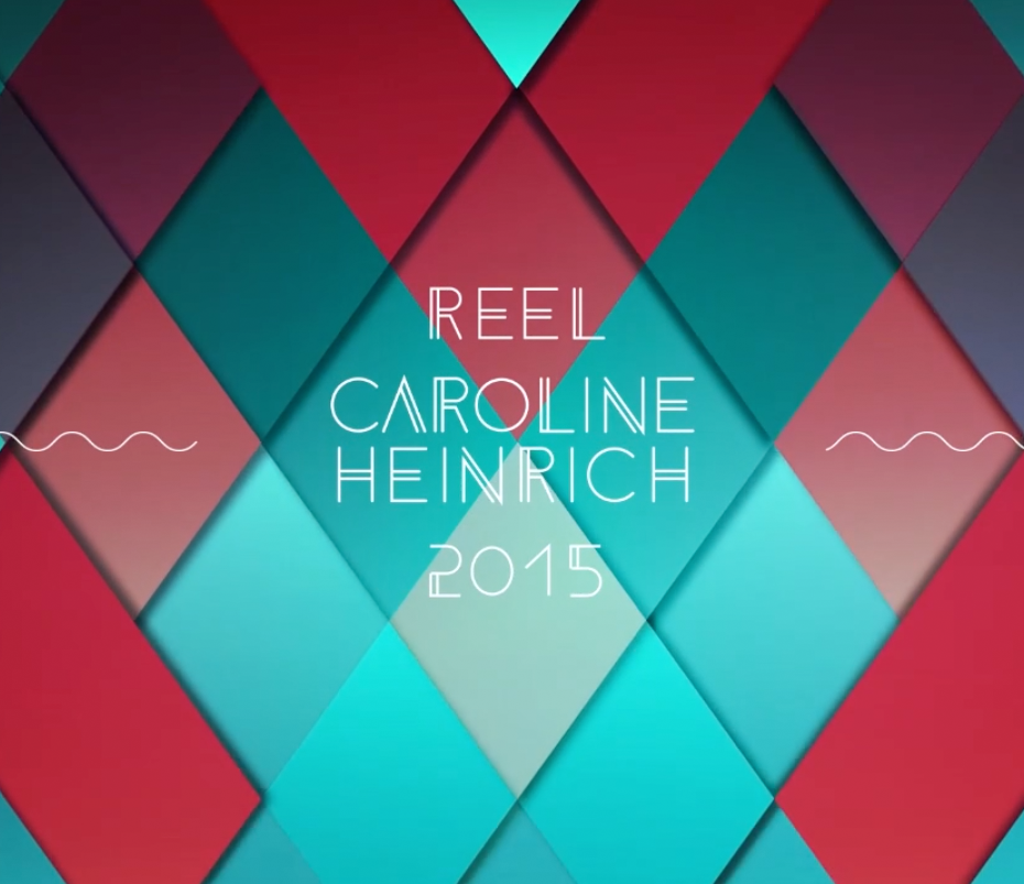 REEL Motion Design 2015